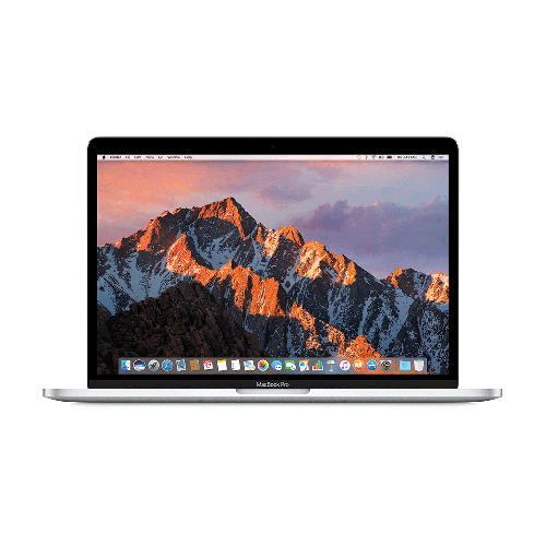MacBook Pro 13-inch  with Touch Bar Silver (3.1 GHz Core i5 Processor, 8GB Memory, 512GB Storage)