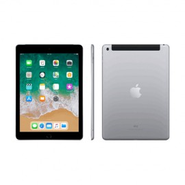 Apple iPad Wi-Fi + Cellular 32GB - Space Grey MR6N2ZP/A