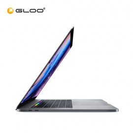 Pre-Order [2018] Apple Macbook Pro 15-inch with Touch Bar MR962ZP/A (2.2GHz 6-core Intel Core i7 processor, 16GB Memory, 256GB Storage) - Silver