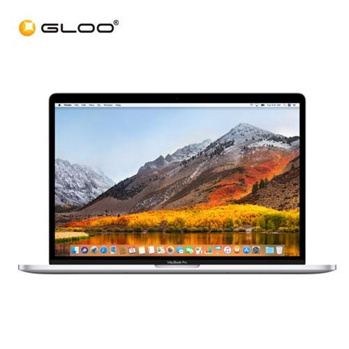Pre-Order [2018] Apple Macbook Pro 15-inch with Touch Bar MR972ZP/A (2.6GHz 6-core Intel Core i7 processor, 16GB Memory, 512GB Storage) - Silver
