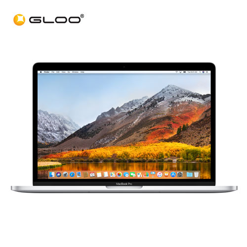 [2018] Apple Macbook Pro 13-inch with Touch Bar MR9R2ZP/A (2.3GHz quad-core Intel Core i5 processor, 8GB Memory, 512GB Storage) - Space Grey