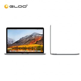 [2018] Macbook Pro 13-inch with Touch Bar (2.3GHz quad-core Intel Core i5 processor, 8GB Memory, 256GB Storage) - Silver