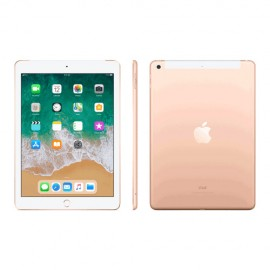Apple iPad Wi-Fi + Cellular 128GB - Gold MRM22ZP/A