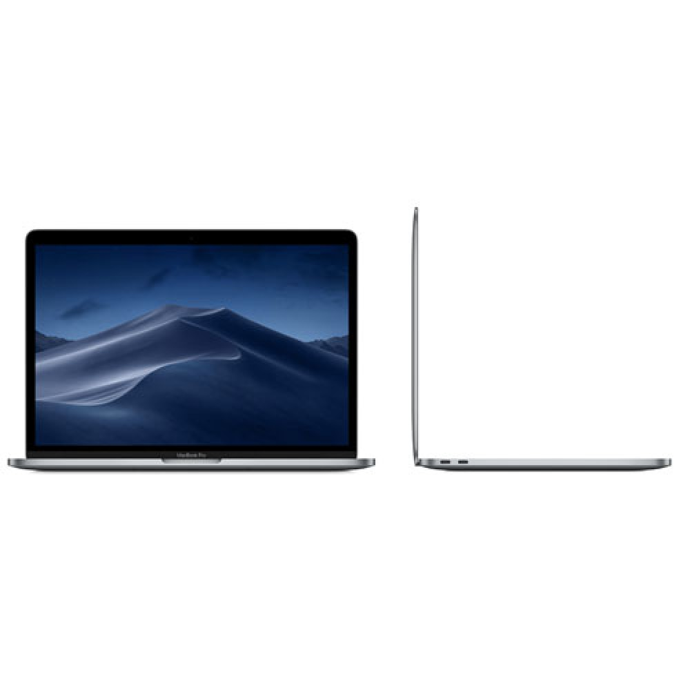 [2019] MacBook Pro 13-inch with Touch Bar (1.4GHz quad-core 8th-generation Intel Core i5 processor, 8GB Memory, 128GB Storage) - Space Grey