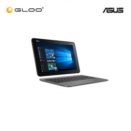 "Asus Transformer Book T101H-AGR004T Notebook (Intel x5-Z8350,64GB,2GB,10.1"",W10,Intel HD,Grey)"