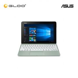 """Asus Transformer Book T101H-AGR008T Notebook (Intel x5-Z8350,64GB,2GB,10.1"""",W10,Intel HD,Green)"""