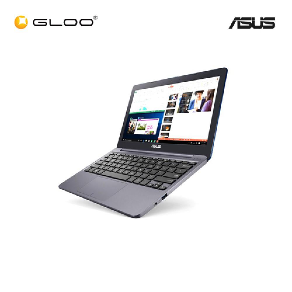 ASUS E203N-AFD154T Notebook(Intel® Dual-Core Celeron®N3350,2GB,32G EMMC,11.6'',W10,GRY)