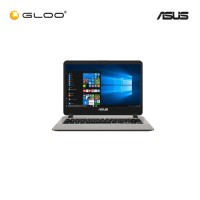 """ASUS A407M-ABV037T Notebook (N4000,4GB,500GB,14"""",W10,GLD)"""