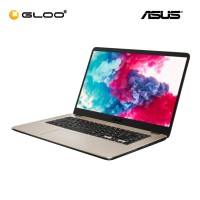 "ASUS Vivobook X505B-ABR346T Laptop (A6-9225,4GB,500GB,15.6"",W10,GOLD)"