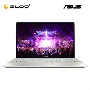 "ASUS Vivobook S530F-NBQ279T Laptop (i7-8565,4GB,1TB+256,NV 2G,15.6"",W10,GLD)"