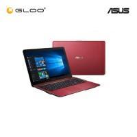 "Asus Vivobook X541N-AGO282T (Intel Celeron N3350,500GB,4GB,15.6"",W10,Intel HD,Red)"