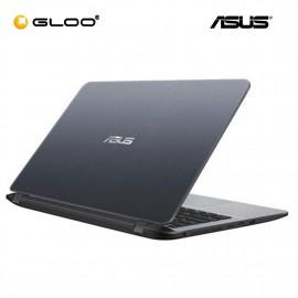 "ASUS Vivobook A407U-ABV321T Laptop (i3-8130,4GB,1TB,14"",W10,GRY)"