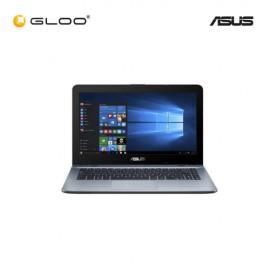 "Asus Vivobook X441N-AGA141T Notebook (Intel Celeron N3350,500GB,4GB,14"",W10, Intel HD,Silver)"