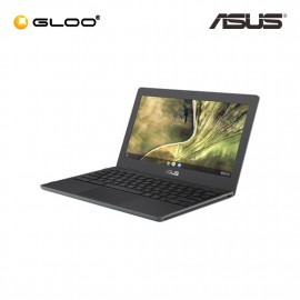 """Asus Chromebook C204M-AGJ0077 (N4000,4GB, 32GB EMMC,Intel HD Graphics 600,11.6""""HD,1y,ChromeOS,Black)"""