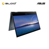 """Asus UX363E-AHP284TS Laptop (i5-1135G7,8GB,512GB SSD,Iris X Graphics,13.3"""" FHD,W10,Gry) [FREE] Asus Sleeve + Stylus + Audio Jack Adapter + Microsoft 365 Personal"""