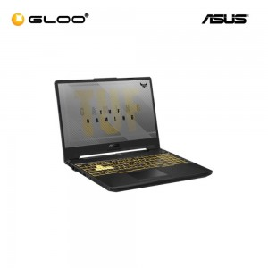 """Asus TUF Gaming F15 FX506L-HHN191T (i5-10300H,8GB,512GB SSD,GTX1650 4G,15.6""""FHD,W10H,Metal Gray) + Free Asus Backpack"""