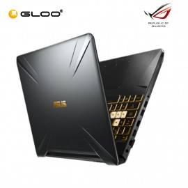 "ASUS TUF Gaming FX705G-MEV262T Laptop (i7-8750,8GB,512GB,NV 6GB,17.3"",W10)"