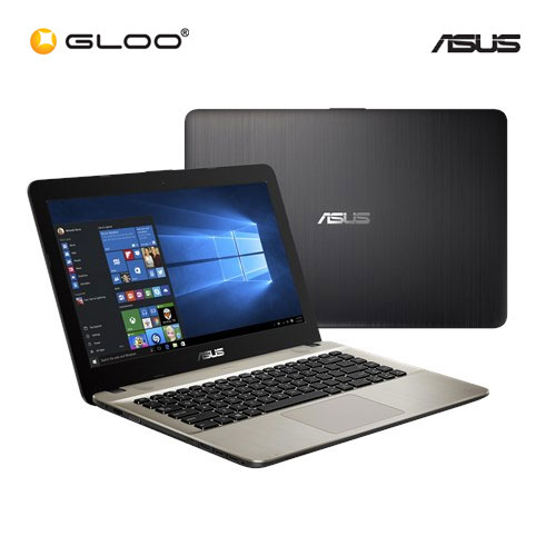 "Asus Vivobook X441U-VWX158T Notebook (Intel i3-6006U,1TB,4GB,14"",W10,NVIDIA 920MX 2GB,Black)"