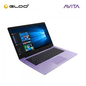 AVITA PURA 14 NBK (R5-3500U,8GB,512GB SSD,14''FHD,3in1 Sleeve,W10,Glossy Purple) NS14A6MYV561-GPGYB