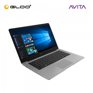 AVITA PURA 14 NBK (R5-3500U,8GB,512GB SSD,14''FHD,3in1 Sleeve,W10,Space Grey) NS14A6MYV561-SGGYB