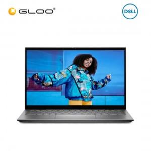 """Dell Inspiron 5410-2582SG Laptop (i3-1125G4,8GB,256GB SSD,Intel UHD,H&S,W10H,14""""FHD Touch,Silver,2Yr"""