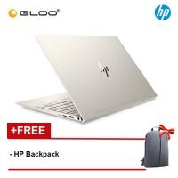 "NEW HP ENVY 13-aq0023TX 13.3"" FHD Laptop (i7-8565U, 512GB SSD, 16GB, NVIDIA MX250 2GB, W10) - Pale Gold [FREE] HP Backpack"