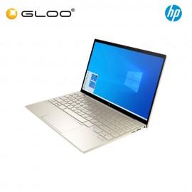 "NEW HP Envy Laptop 13-ba1011TX 13.3"" FHD Intel®️ Evo™️ Platform Processor (i7-1165G7, 512GB SSD, 16GB, NVIDIA MX450 2GB, W10) - Gold [FREE] HP Backpack + HP USB-C to Multi-port Hub (Grab/Touch & Go credit redemption : 1/2-30/4*)"