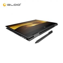 NEW HP ENVY x360 13-ag0001AU 2 in 1 Laptop (Ryzen3-2300U, 256GB, 8GB, UMA, W10) - Dark Ash Silver [FREE] HP Backpack [Redeem MS Office 365 Personal worth RM269 - 12 Oct - 30 Nov 2019*]