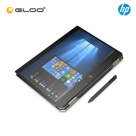 "HP Spectre X360 13-AP0044TU 13.3"" FHD Thin Flip Laptop (i5-8265U, 256GB, 8GB, Intel® UHD Graphics 620, W10) - Poseidon Blue [FREE] HP DIB Active Pen + HP DIB Black Sleeve + Shield care 1 Year Extra Warranty + F-Secure 1 Year Client Security"