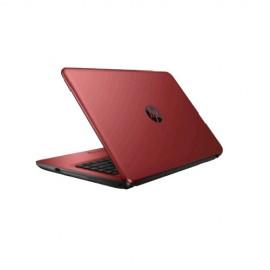 HP 14-AM047TX Notebook – Red (Intel I3 / 4GB / 500GB / AMD R5-M430)