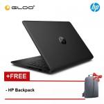 """NEW HP 14-CM0087AU 14"""" HD Laptop (AMD A6-9225, 500GB, 4GB, AMD Radeon R4, W10) - Black [Free HP Backpack]"""