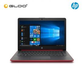 """NEW HP 14-CM0088AU 14"""" HD Laptop (AMD A6-9225, 500GB, 4GB, AMD Radeon R4, W10) - Red [Free HP Backpack]"""