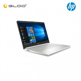 "[ONLINE EXCLUSIVE] NEW HP Laptop 14s-dq1029TU 14"" FHD (i5-1035G1, 512GB SSD, 4GB, Intel UHD Graphics, W10) - Silver [FREE] HP Backpack (Stay Safe with Intel : Complimentary 1 Box Face Mask until 30th Sept*)"