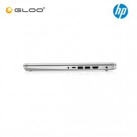 """[ONLINE EXCLUSIVE] NEW HP Laptop 14s-dq1030TU 14"""" FHD (i3-1005G1, 256GB SSD, 4GB, Intel UHD Graphics, W10) - Silver [FREE] HP Backpack (Stay Safe with Intel : Complimentary 1 Box Face Mask until 30th Sept)"""