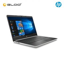 "NEW HP 14s-cf1059TX 14"" FHD Laptop (i5-8265U, 1TB+128GB SSD, 4GB, AMD Radeon 530 2GB, W10) - Silver [FREE] HP Backpack"