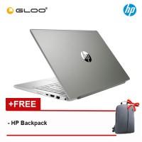 "NEW HP Pavilion 14-ce1061tx 14""FHD Laptop (i5-8265U, 1TB+128GB, 4GB, W10) - Silver [FREE] HP Backpack"