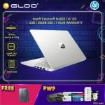 "NEW HP Laptop 14s-cf2029TU 14"" HD (Celeron N4020, 256GB SSD,4GB, Intel UHD Graphics, W10) - Silver [FREE] HP Backpack"