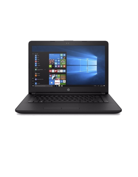 "HP Notebook - 14-bs580tu 2LS65PA 14"" HD (i3-6006U, 4GB, 1TB, Intel® HD, W10H) - Black"