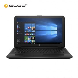 "HP 15-ay034TU X0H05PA 15.6"" HD (Intel® Celeron® N3060, 4GB, 500GB, Intel HD, W10) - Black"