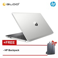 "NEW HP 15-da1017TX 15.6"" FHD Laptop (i5-8265U, 1TB, 4GB, Nvidia MX110 2GB, W10) - Silver [FREE] HP Backpack"