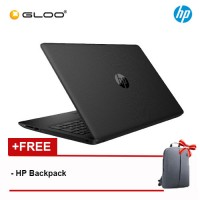 "NEW HP 15-da1018TX 15.6"" FHD Laptop (i5-8265U, 1TB, 4GB, Nvidia MX110 2GB, W10) - Black [FREE] HP Backpack"