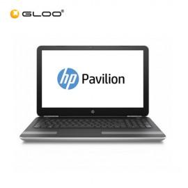 "HP Pavilion 15-au104TX X9K35PA 15.6"" FHD (i7-7500U, 4GB, 1TB, NV 2GB, W10) - Silver"