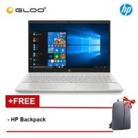 "NEW HP Pavilion 15-cs2010TX 15.6"" FHD Laptop (i5-8265U, 256GB SSD, 4GB, UMA, W10) - Silver [FREE] HP Backpack"