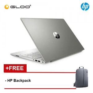 "NEW HP Pavilion Laptop 15-cs3070TX 15.6"" FHD (i7-1065G7, 512GB SSD, 4GB, NVIDIA MX250 4GB, W10) - Silver [FREE] HP Backpack [Redeem MS Office 365 Personal worth RM499 - 20 Dec 2019 - 15 Feb 2020*]"