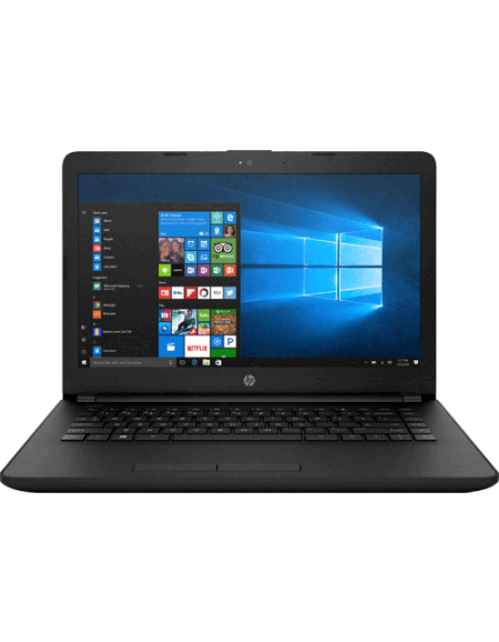 "HP 15-ba010ax 15.6"" HD Laptop (AMD Quad-Core A10-9600P, 4GB, 2TB, Radeon R7 M440 2GB, W10) - Black"