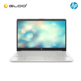 "*ONLINE EXCLUSIVE* NEW HP 15s-du0023TX 15.6"" FHD Laptop (i7-8565U, 1TB, 4GB, NVIDIA MX250, W10) - Silver [FREE] HP Backpack"