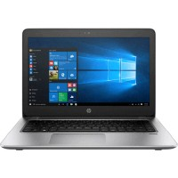 "HP ProBook 440 G4 14"" Laptop (I5-7200u, 4GB, 500GB, Intel, W10 Pro) - Silver"