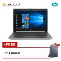 HP 14-cm0010AX HP14/Ryzen3-2200U/4GB DDR4/1TB/No ODD/ Win10/Radeon 520 2GB/1YR/BP/Silver
