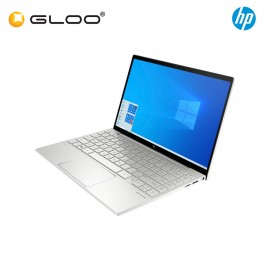"""NEW HP Envy Laptop 13-ba0007TX 13.3"""" FHD (i5-10210U, 512GB SSD, 8GB, NVIDIA MX350 2GB, W10) - Silver [FREE] HP Backpack + Pre-Installed with Microsoft Office Home and Student"""