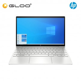 """NEW HP ENVY Laptop 13-ba0108TU 13.3"""" FHD (i5-1035G4, 512GB SSD, 8GB, Intel Iris Plus Graphics, W10H) - Silver [FREE] HP Backpack (Grab/Touch & Go credit redemption : 21/11/20-31/1/21*)"""